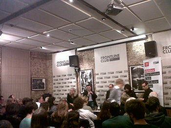 Frontline Club 23/10/2012 - Cyber Snooping