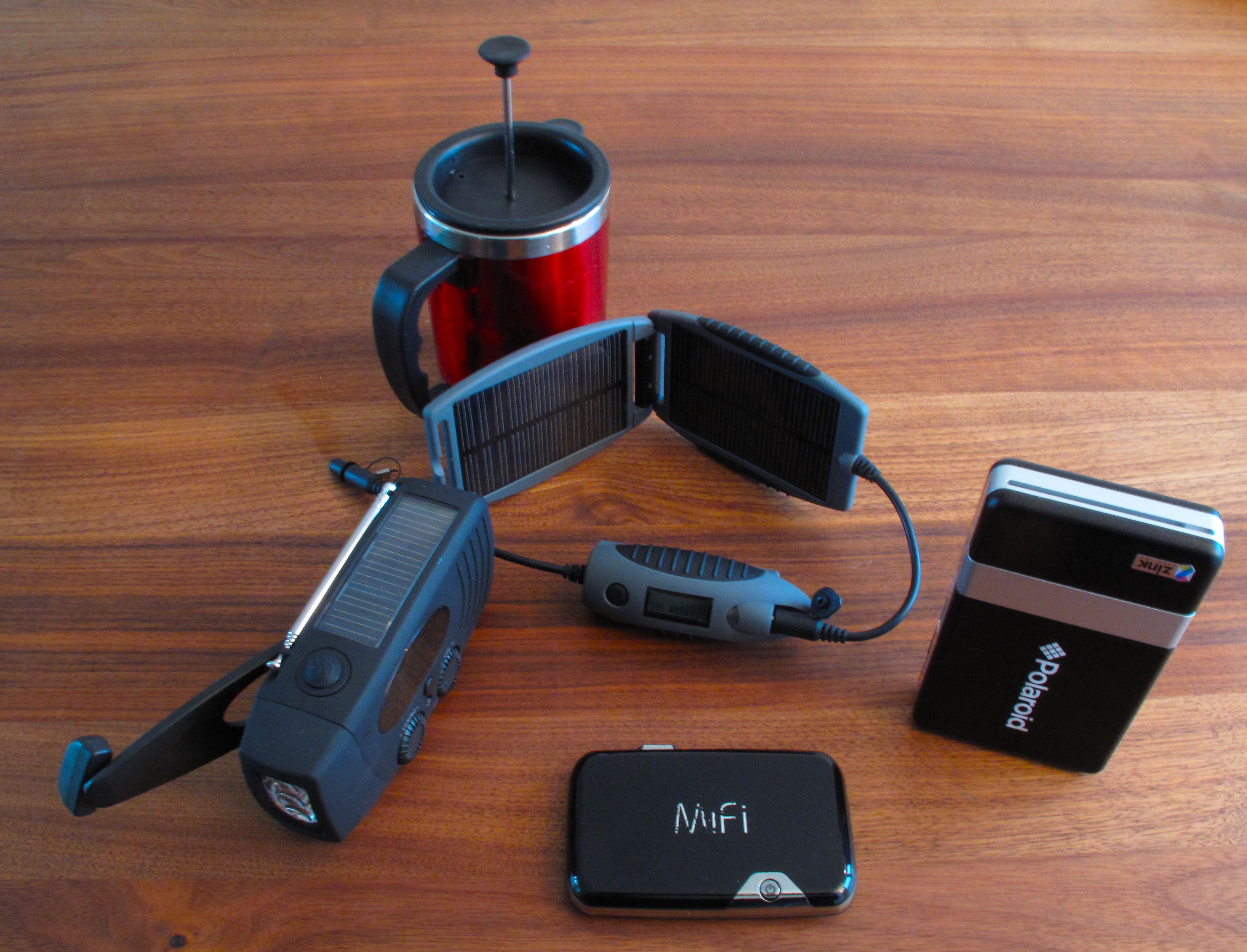 Five Favourite Gadgets For The Kit Bag Frontline Club